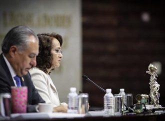 Cada diputado de Morena donará cinco mil pesos para consulta sobre NAIM: Padierna Luna