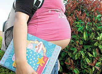8 de cada 10 mujeres jóvenes, conocen a alguien que se embarazó sin planificarlo
