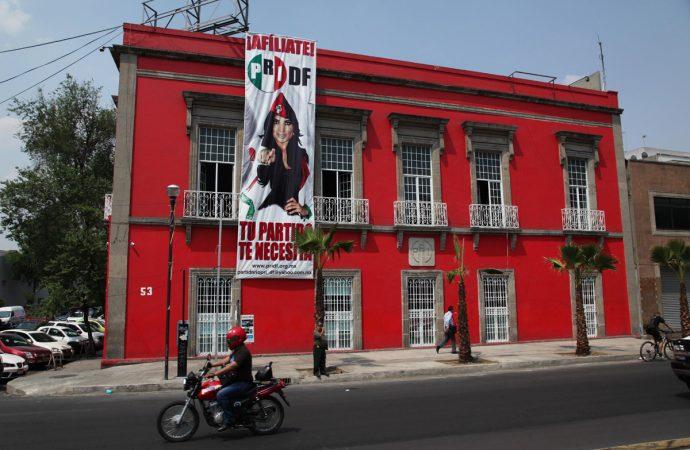 El PRI CDMX, condenado a desaparecer