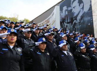 Entrega titular de la SSP-CDMX nuevas patrullas a la alcaldía de Cuajimalpa