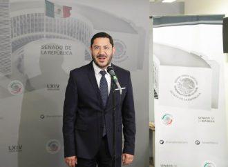 Martí Batres promueve reunión con parlamentos centroamericanos