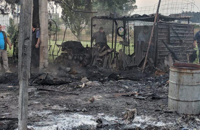 Sin lesionados ni decesos en explosiones de Tultepec, confirman autoridades