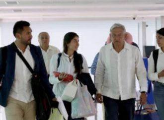 López Obrador rechaza afirmaciones sobre supuesta boda de su hijo