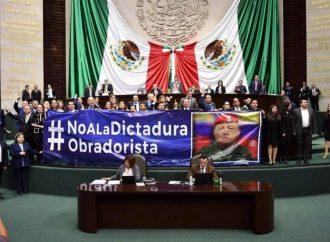 """Enfrentamientos, reclamos, mayoriteo y """"Las Mañanitas"""" imperaron en la sesión de San Lázaro"""