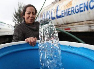 Piden a mexiquenses mantener ahorro de agua hasta reanudar abasto