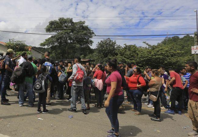En proceso dos mil 600 solicitudes de refugio de migrantes: Navarrete Prida