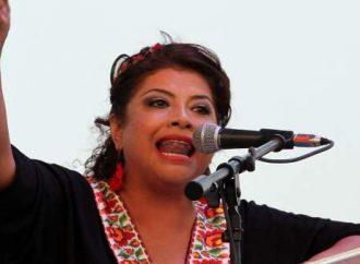 Clara Brugada pide recursos para abatir inseguridad y falta de agua en Iztapalapa