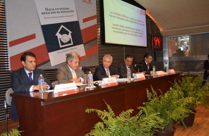 Infonavit alcanza cifras récord en convenios de mediación