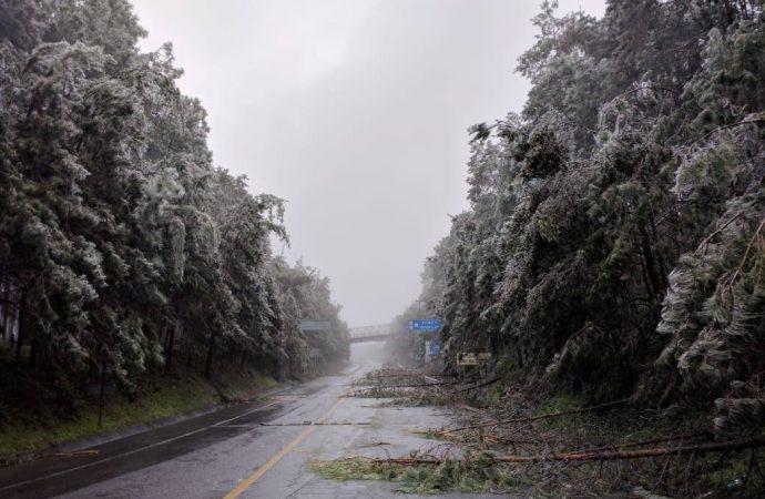 Este jueves primera tormenta invernal y frente frío 10 dejarán de afectar al país