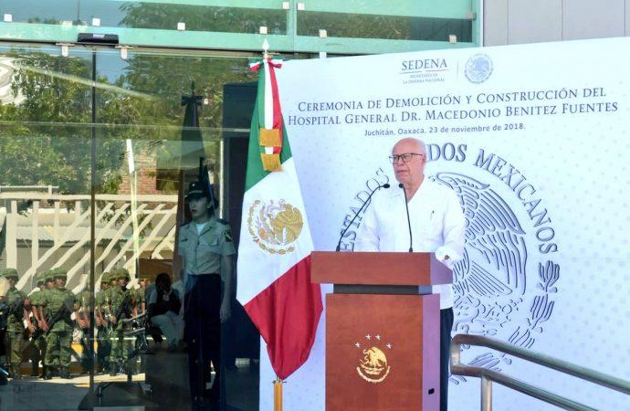 José Narro llama a preservar las instituciones sociales en el país