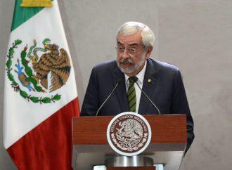 En la UNAM, ha crecido la matricula en licenciatura y se crearon nueve carreras: Graue