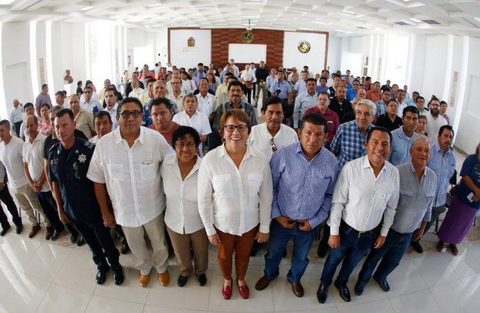 Líderes religiosos se suman al trabajo permanente que realiza el gobierno municipal para reconstruir el tejido social