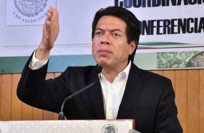 Se realizarán reformas constitucionales para fortalecer Guardia Nacional: Mario Delgado