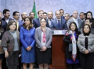 Acción Nacional hará valer su fuerza de oposición para defender a México: Marko Cortés