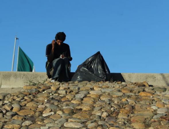 Coordinan plan de salud para recibir caravana migrante en Baja California
