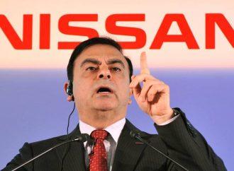 Nissan destituye a Ghosn como presidente tras su arresto