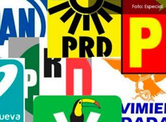 Propone reducir 50% el financiamiento público a partidos políticos