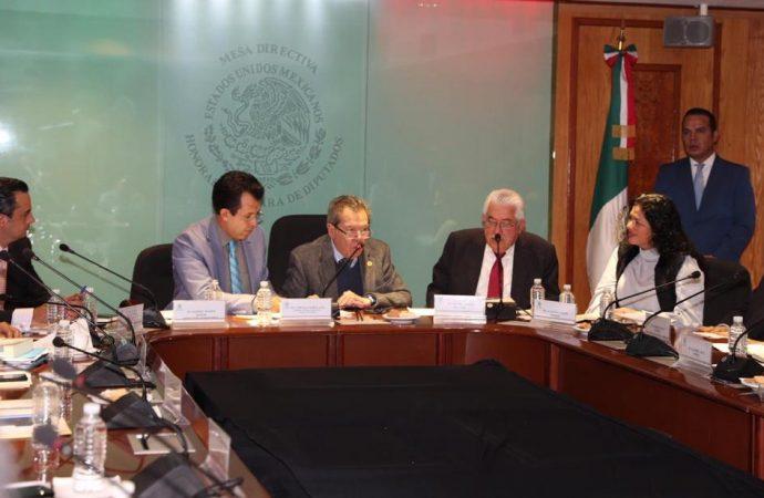 Encabeza diputado Porfirio Muñoz Ledo, quinta reunión con equipo de transición del Presidente electo
