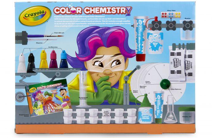 Química, la ciencia que se aprende jugando