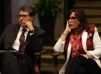 Monreal-Yeidckol, ¿la fractura en Morena?