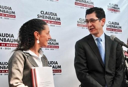 Presenta Claudia Sheinbaum a Juan Manuel García como próximo coordinador del C-5