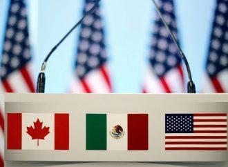 Canadá y EUA afinan detalles del tratado comercial T-MEC