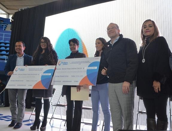 Anuncia Santiago Taboada mayores apoyos a sectores vulnerables en BJ