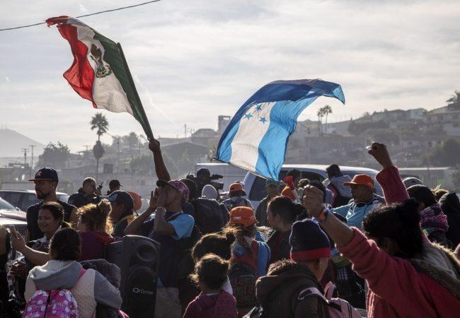 Migrantes piden una oportunidad a tijuanenses