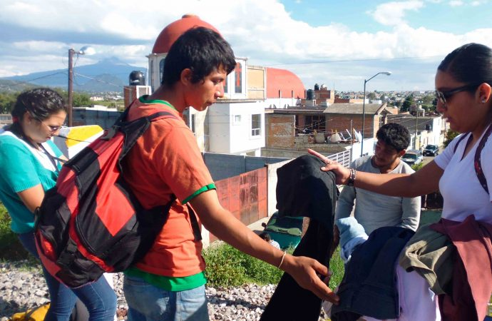 Iztacalco, lista para recibir a la segunda caravana de migrantes