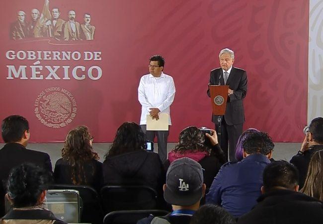 López Obrador anuncia a Margarita Ríos como directora del SAT