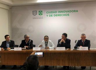 Gobierno CDMX y Edomex, trabajarán en favor de más de 20 millones de habitantes