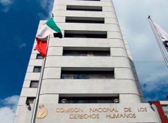 Congruencia en política humanitaria, reto del Estado mexicano: CNDH