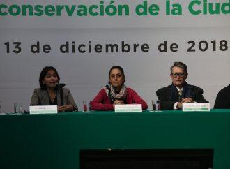 GCDMX rubrica el Convenio de Política Ambiental