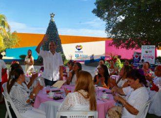 Celebra el DIF Solidaridad a los voluntarios en su día