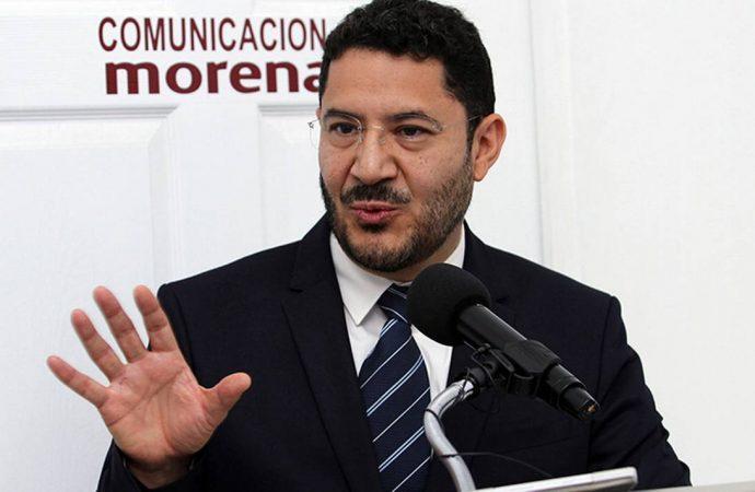 Con Sheinbaum inicia una nueva historia para la capital, afirmó Martí Batres