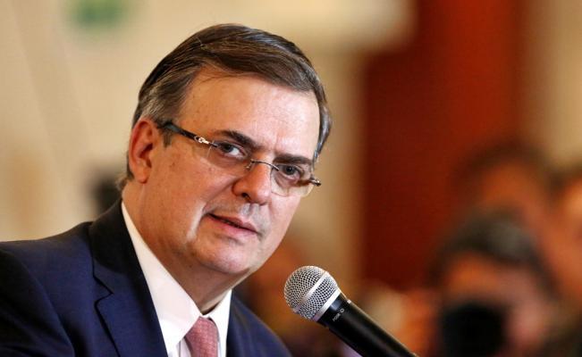 Senado ratificará hoy a Marcelo Ebrard como canciller