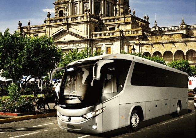 Mayoría de turistas en México se desplazan en autobús