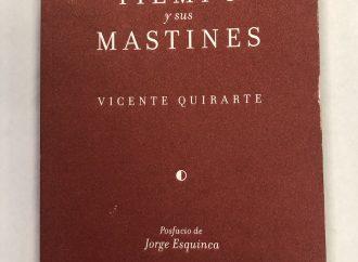 La poesía es la victoria de la palabra: Vicente Quirarte