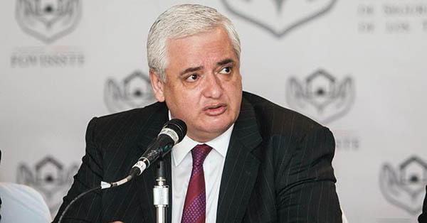 Tiene PRI nuevo Secretario de Finanzas