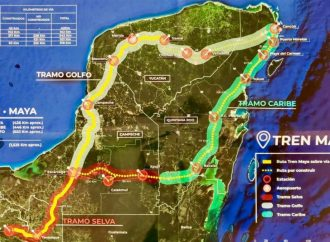 Destinan seis mil mdp a construcción del Tren Maya