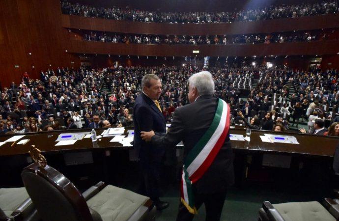 Pueblo, el único al que le debo obediencia, afirma López Obrador