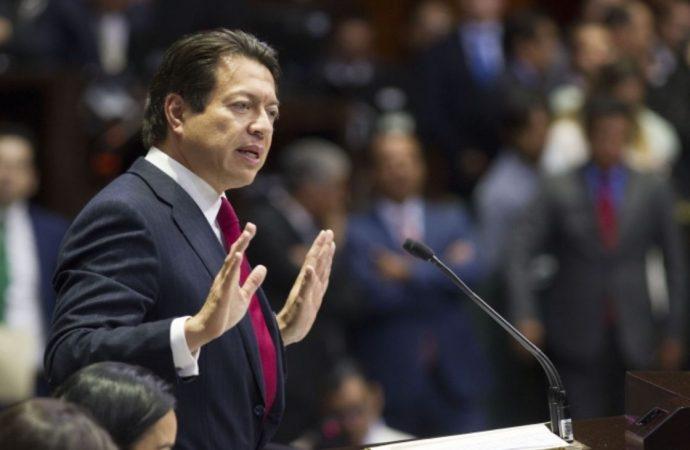 Sumemos para enfrentar los problemas del país, llama Morena en Congreso
