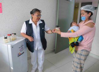 Estado de México es líder en captación y donación de leche materna