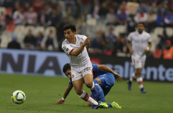 Chivas suma segundo triunfo en Clausura 2019, al superar 1-0 a Cruz Azul