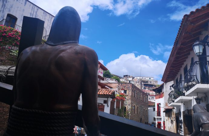 Taxco, la capital mundial de la plata