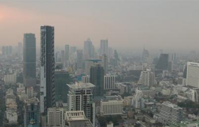 Cierran 437 escuelas en Bangkok por altos niveles de contaminación