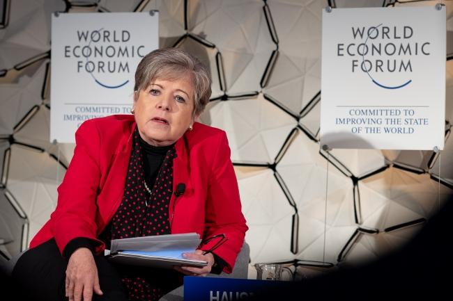CEPAL expresa en Davos optimismo en economía mexicana