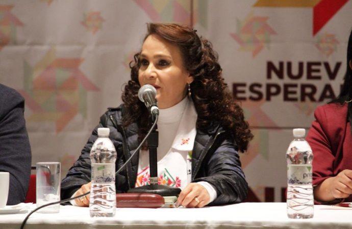 La Guardia Nacional no militariza la seguridad pública: Dolores Padierna