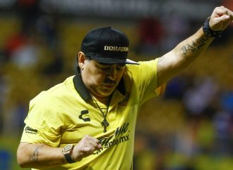 Dorados de Sinaloa respaldan continuidad de Diego Armando Maradona