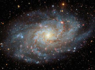 NASA captura la imagen más nítida de la galaxia Triángulo